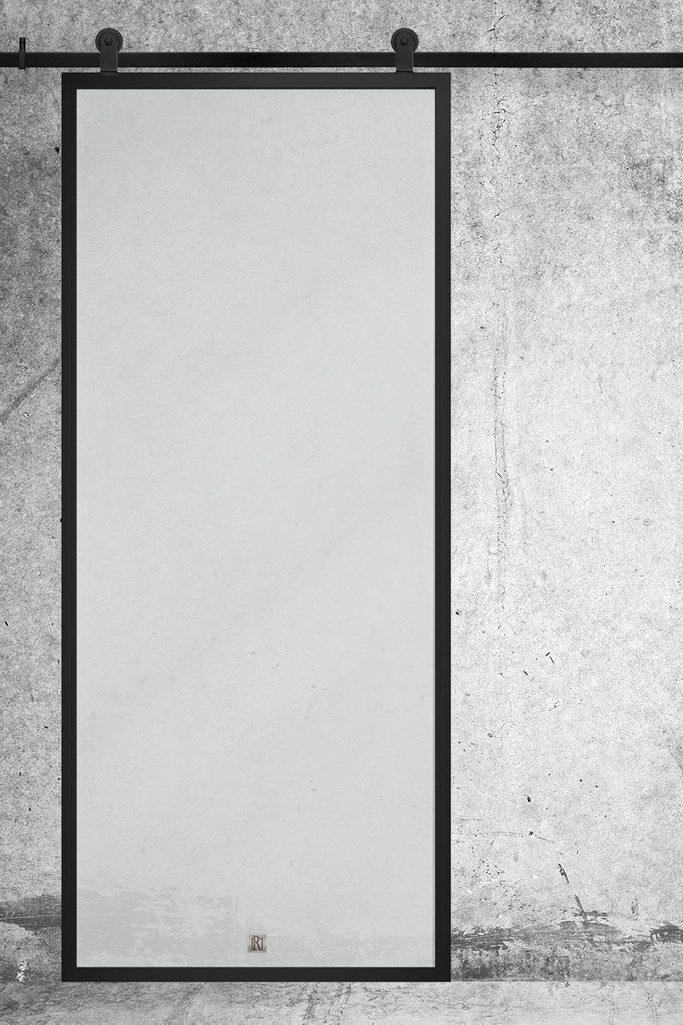 Lofttür GLASSO modell