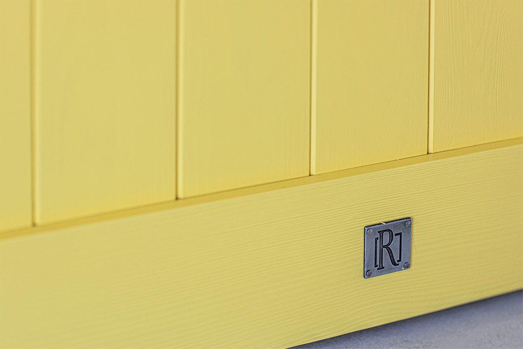 gelbe Türen, gelbe Holztüren, gelbe Schiebetüren