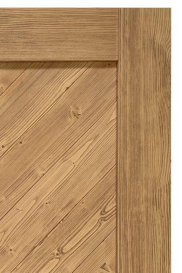 Schmale Schiebetüren aus massivholz, Doppel CARO